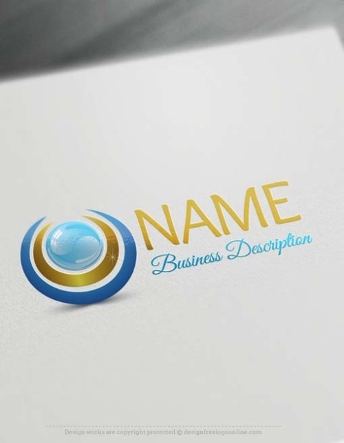 Clean-water-logo-design-free-logos