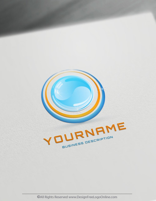 Design a Clean Water Logo Online Using Our Free Logo Maker