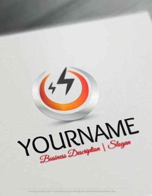 Electrician-logo-design-free-logos
