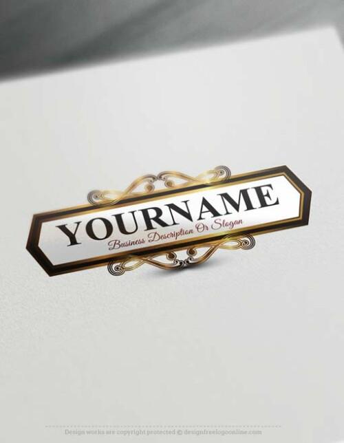 Free-frame-Logo-Design