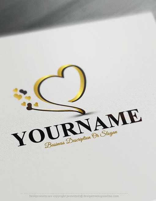 Free-heart-Logos