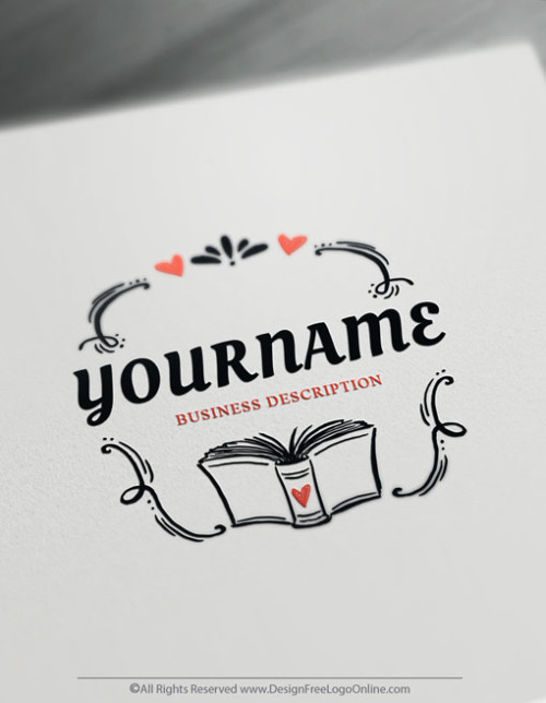 Create Your Own Education Logo Design Ideas
