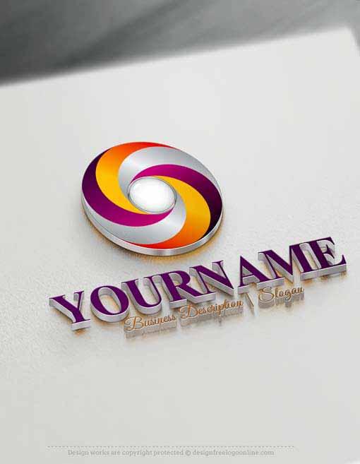free-spiral-logo-design-free-logomaker