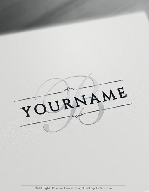 simple letters Logotype