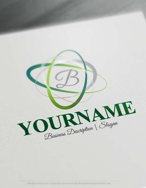Make Alphabet logo design with the best free logo maker