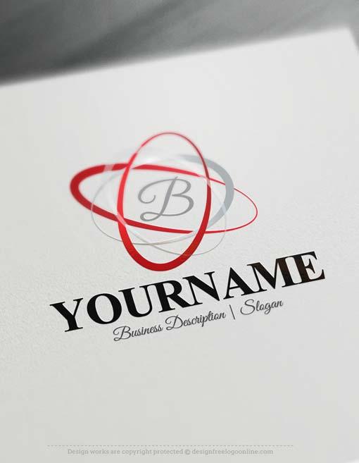 Alphabets-abstract-logo-design-free-logos