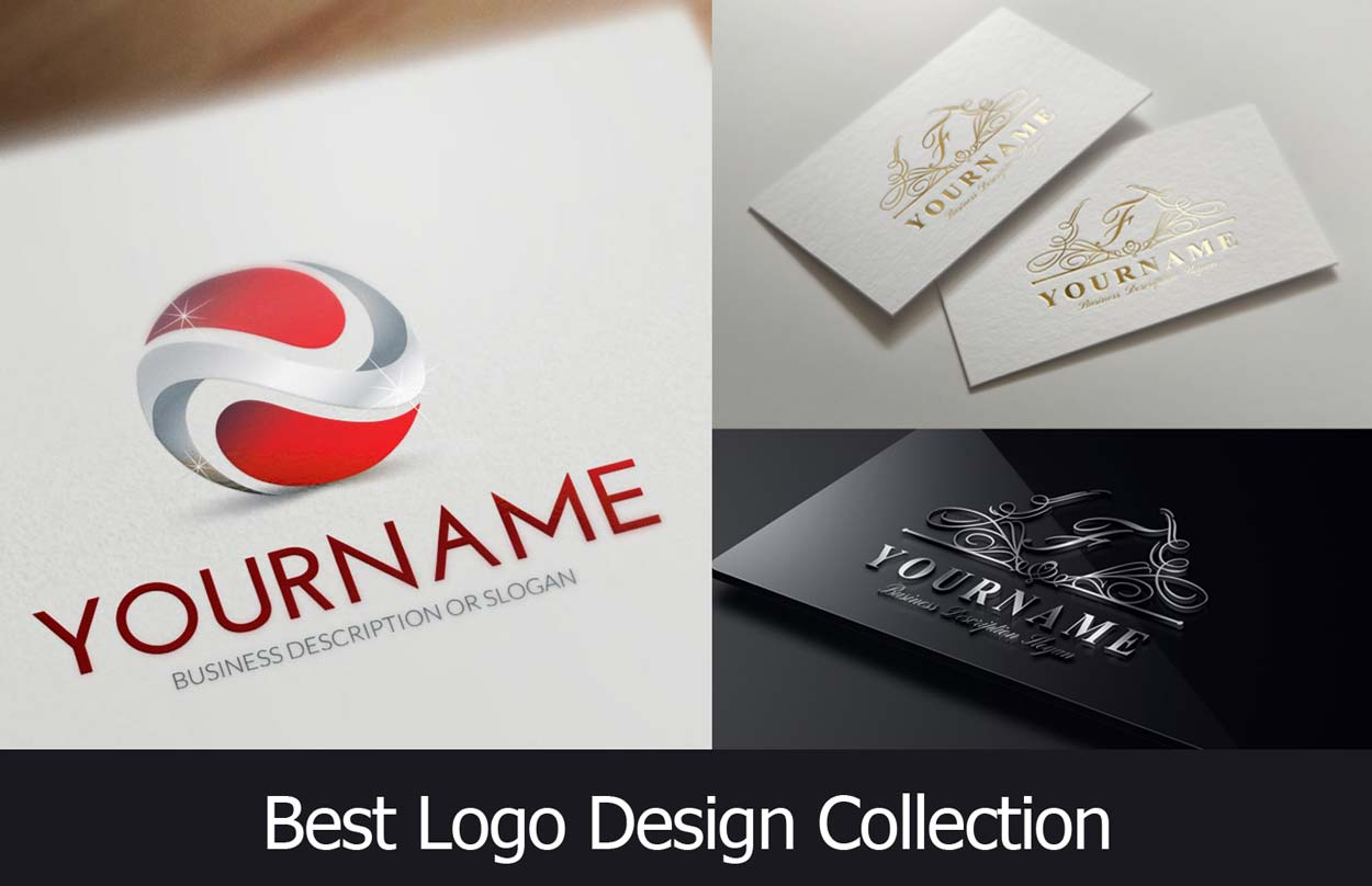 great selection of the very best logo design templates