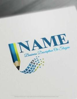 000613-Pencil-logo-design-free-logos