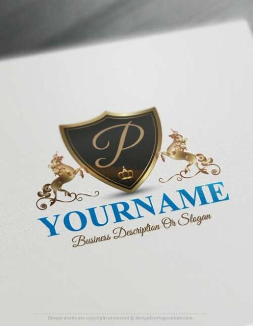Free-logo-maker-alphabet-Logo