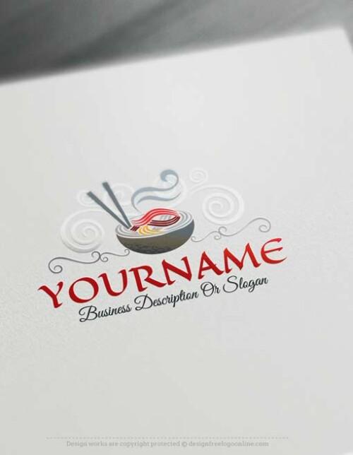 Free-logomaker-noodles-Logo