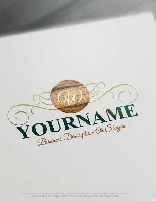 000632-Free-logo-maker-wood-Logo-design