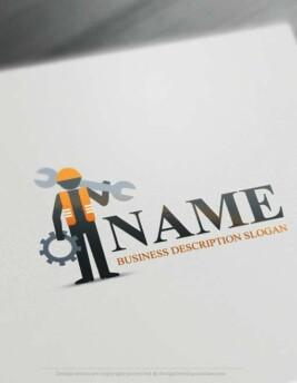 000634-Free-logo-maker-industrial-tools-Logo-design