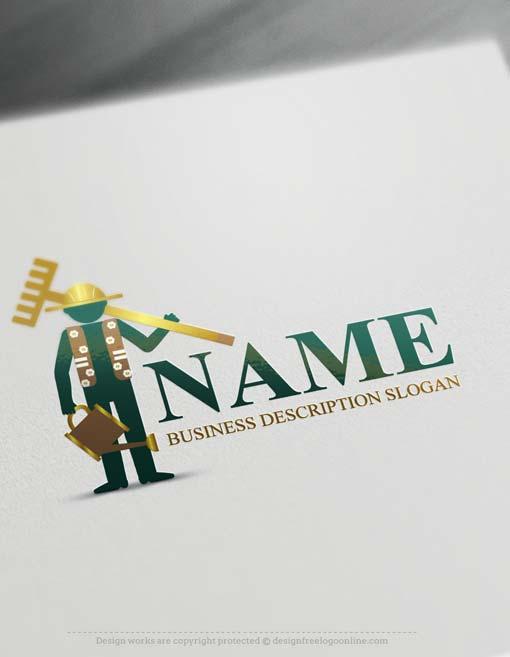 000638-Free-logo-maker-Gardener-Logo-design