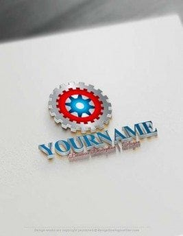 Create your own Industrial logo designs with the best online logo Editor