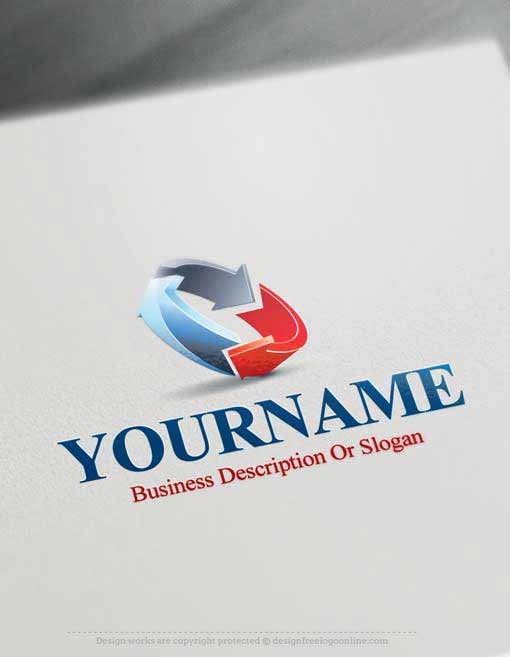 000655-free-Colorful-Arrows-Logo--online-logo-maker