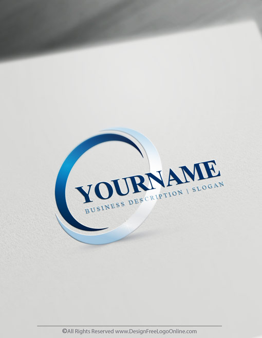 Free Business Logo Maker - Create your own spiral logo online