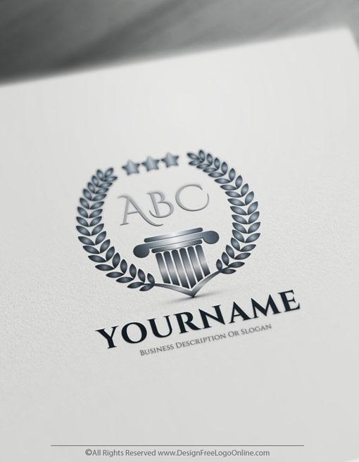 Greek Letter Logo Maker - Letter GiftWatches CO