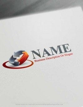 free Synergy Logo Design logo design free logomaker