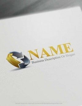 Customize This Synergy Logo Design template with our free logo maker
