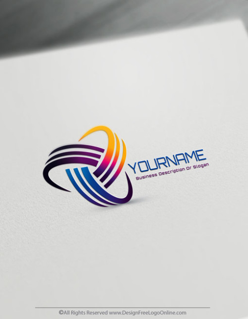Create your own Connections Logos with the best free 3D logo maker.
