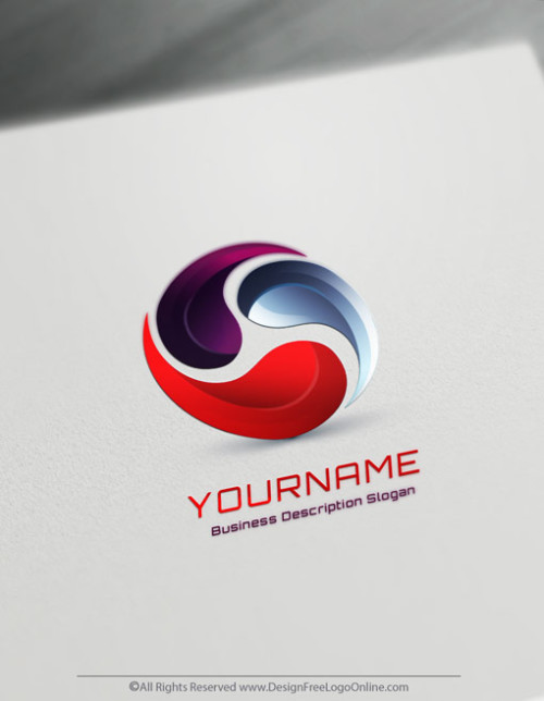 Use the free online logo maker and download your Synergy Logo design