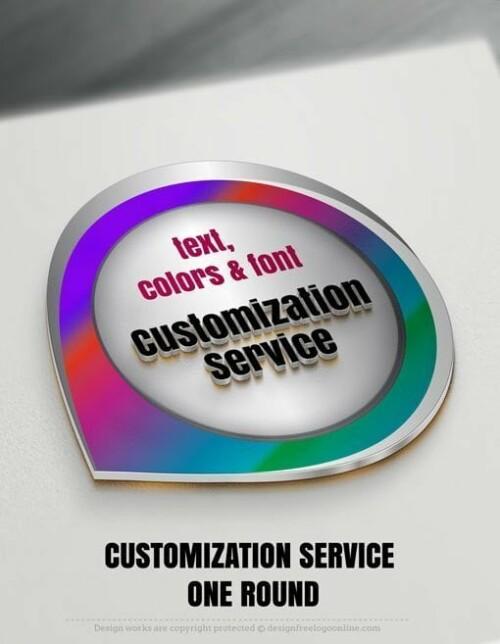 Customization Service - Graphic Design Service