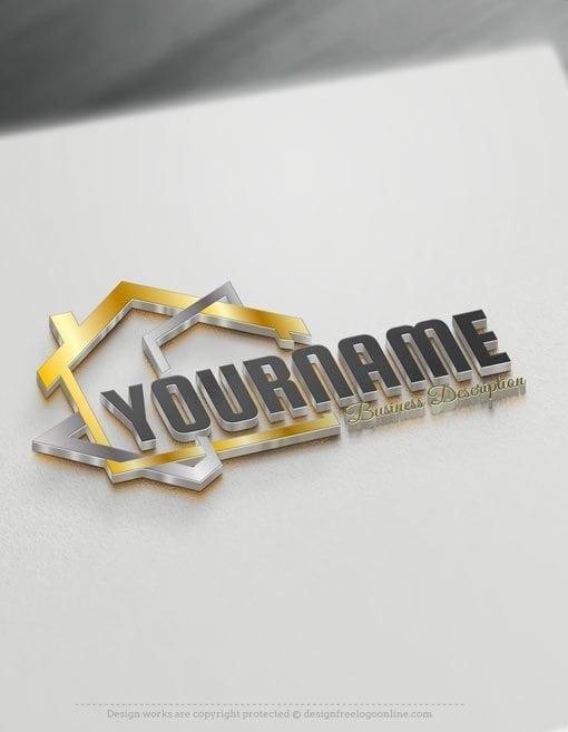 diseños de logotipos inmobiliarios gratuitos