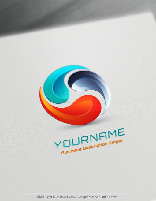 Online Free Logo Maker Synergy
