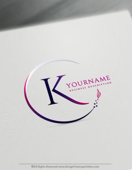Minimalist Logo Makin Done Online With Letter Logo Maker