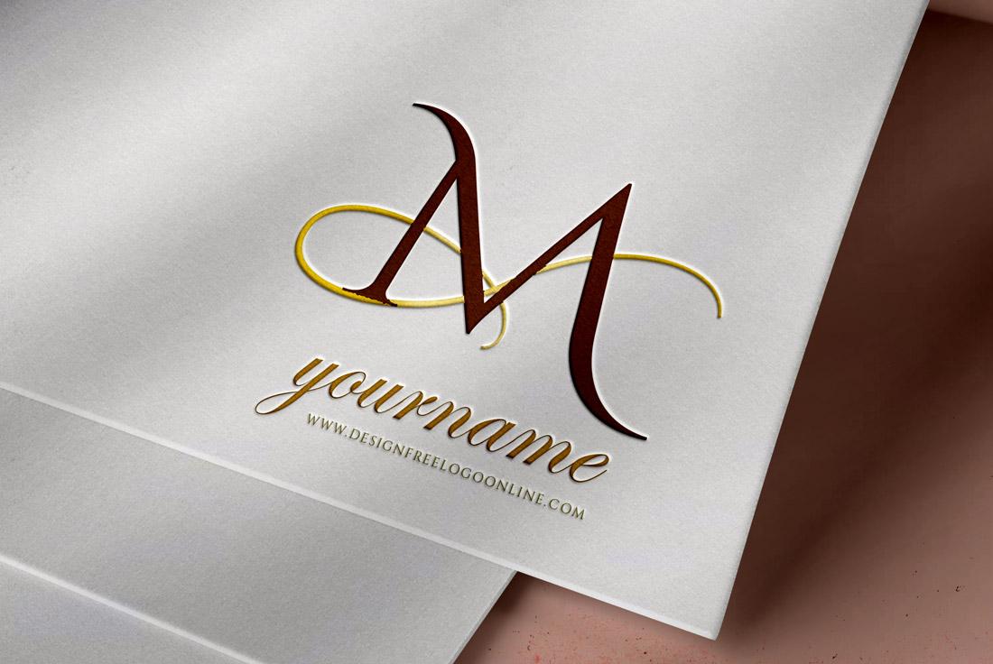 Monogram Maker Design