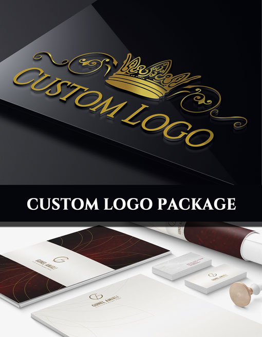 Affordable Custom Logo Design & Brand Identity Packages