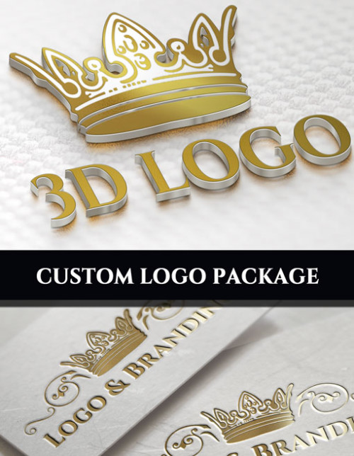 Affordable Custom Logo Design & Brand Identity Packages