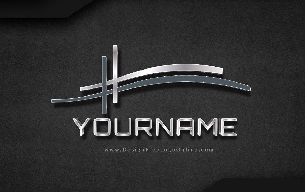 Abstract Bridge Logo