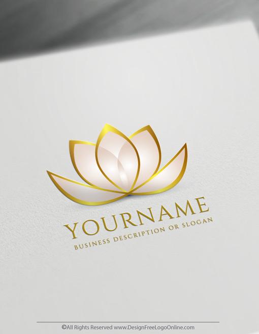 Golden Lotus image logos