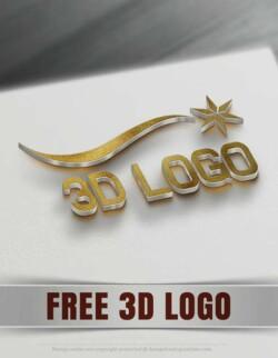 free-3d-logo