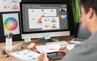 UPGRADE YOUR NEW LOGO DESIGN - Brand Awareness