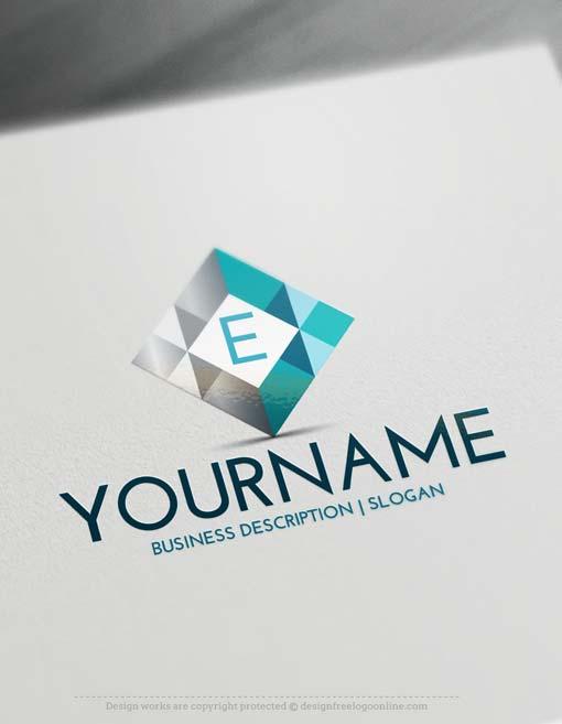 Free Logo Maker Create Letters Logo Design Online