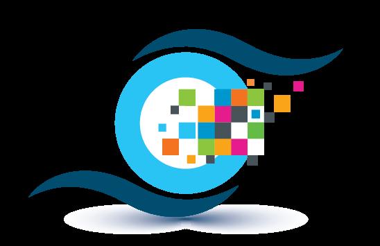 Free Logo Maker Digital Eye Logo Design