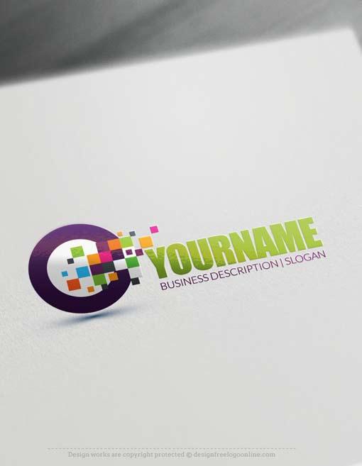 Free Logo Maker Digital Logo Design