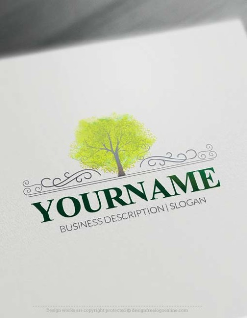 Forest tree Logo designs Free Logo Maker Forest tree Logo designs