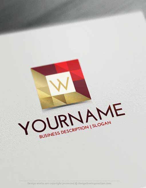 Alphabet-logo-Creator Create Alphabet Logo design