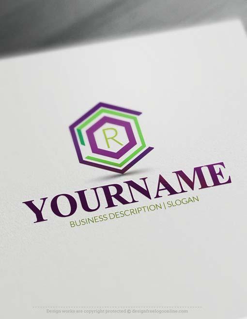 Free Logo Creator Alphabet Company Logo - Make a Logo with our Free Logo Maker