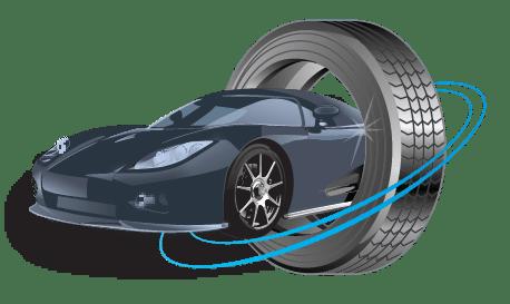 Free Logo Maker Car Tire Logo Design
