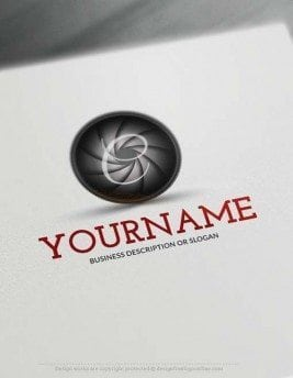 Online Camera Logo Design - Create a Logo with our Free Logo Maker