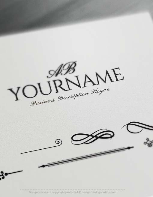 Create Alphabet Logo designs with our Free Alphabet Logo Maker