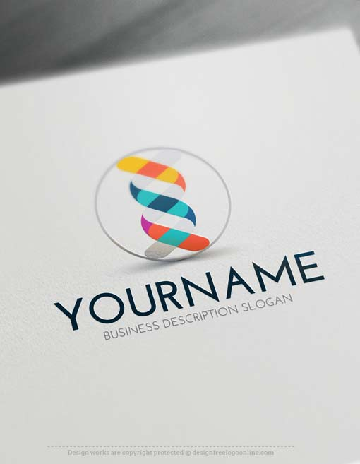 Online Logo Creator Free Dna Logo Maker