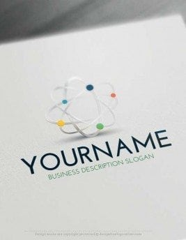 Science Logo Maker - Make a Logo with our free logo maker