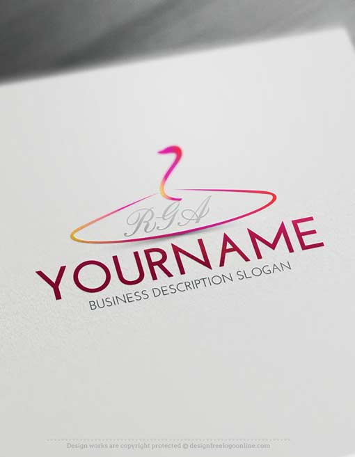Online Logo Design Fashion Logo Maker