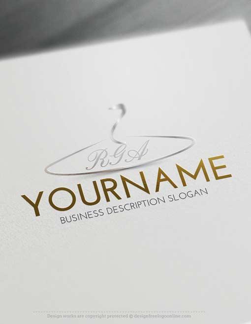 Online Logo Design Fashion Logo Maker