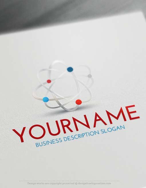 Science Logo Maker - Make a Logo with our free logo maker